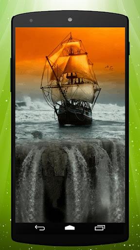 Sailboat Live Wallpaper