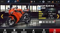 Traffic Speed Rider  - リアルモトレーシングゲームのおすすめ画像3