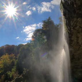 webster falls by Trent Sluiter - Landscapes Waterscapes ( photos, dundas, canada, bruce trail, 2012, trent sluiter, webster falls, ontario, canon 7d, photography )