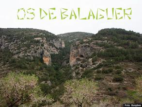 Photo: Lleida/Lérida - OS DE BALAGUER