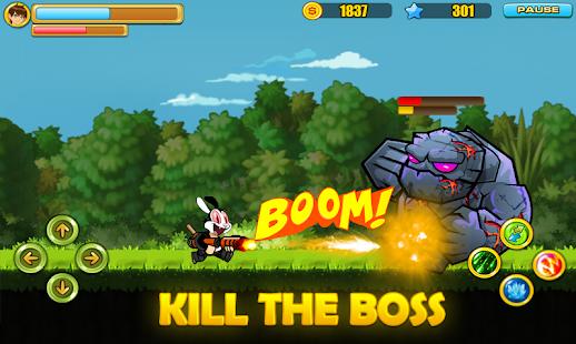 Bunny Battle Cula Adventure - náhled