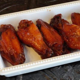 Slow Baked Chicken Wings