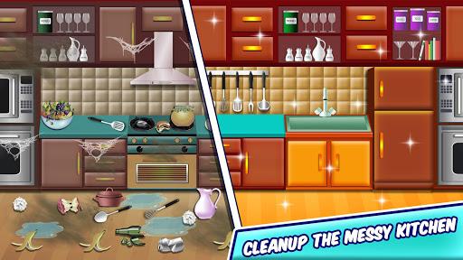 Nettoyage de maison familiale: jeux de nettoyage  captures d'écran 2