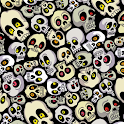 Halloween Skulls HD Wallpapers icon