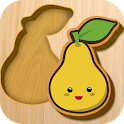 Baby Wooden Blocks Puzzle icon