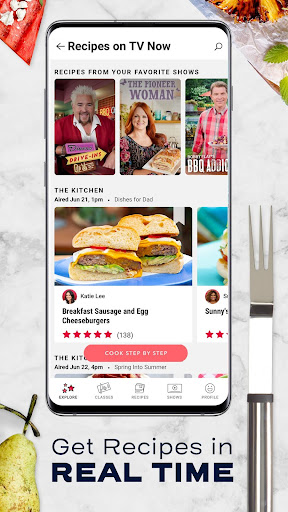 Food Network Kitchen 6.15.2 Screenshots 13
