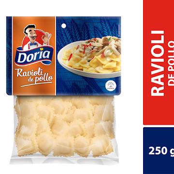 Pasta DORIA Ravioli de   Pollo x250g