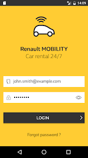 PRO Renault MOBILITY - náhled