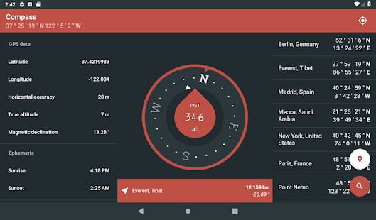 App Compass (Free & No Ads) APK for Windows Phone