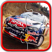 Rally Cars Jigsaw Puzzles Game