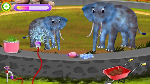 Girls Fun Trip - Animal Zoo Game  screenshots 12
