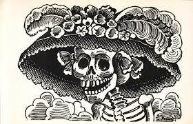 Image result for dia de los muertos catrina