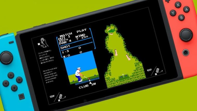 Trucco Nintendo Switch: gioco nascosto segreto dentro la console
