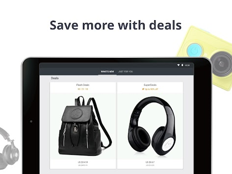 AliExpress Shoppailusovellus APK screenshot thumbnail 9