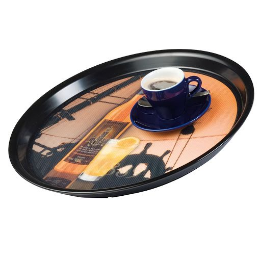 Non Slip Trays in Moulded Plastic