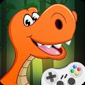 Dinosaur games - Kids game icon