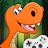 Dinosaur games - Kids game logo