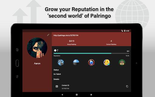 Palringo Group Messenger screenshot 15
