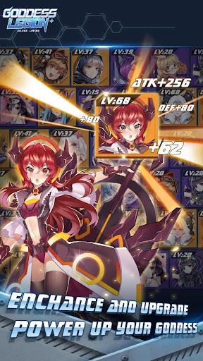 Goddess Legion: Silver Lining - AFK RPG 6.0 de.gamequotes.net 2