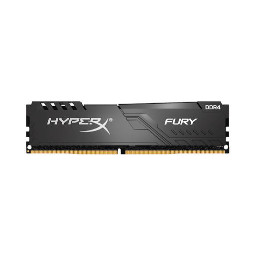 Bộ nhớ Kingston HyperX Fury Black 4GB DDR4 2400 (HX424C15FB/4)
