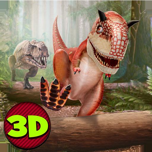 Jurassic Dinosaur Race 3D - 2 (game)