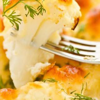 Breakfast Cauliflower Casserole