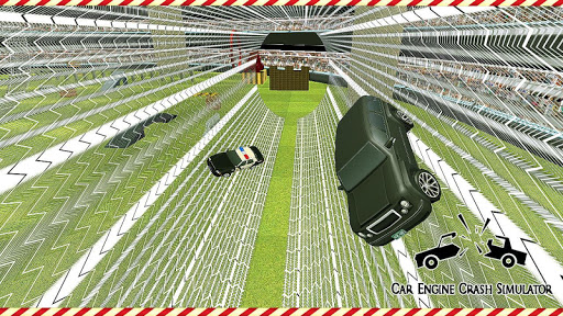 Crash Car Engine Simulator: Junkyard Speed Bumps 1.0 screenshots 6