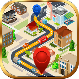 GPS Route Finder, Maps, Navigations & Directions