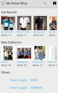 My Online Shop screenshot 0