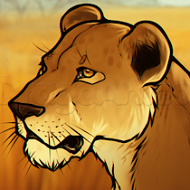 How To Draw Lions - screenshot thumbnail 08