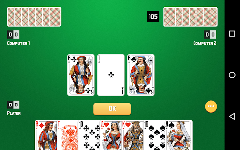 Thousand Card Game (1000)- screenshot thumbnail
