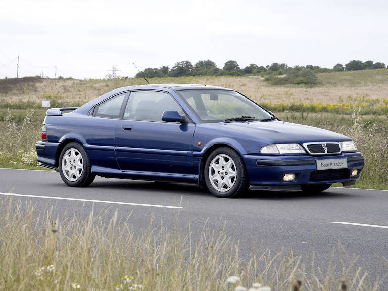 Rover 220 Coupe 'tomcat' Hire Maidstone