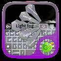 Light fog GO Keyboard icon