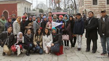 paket travel tour  wisata halal