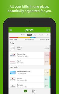 Prism Bills & Personal Finance Screenshot 18