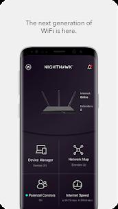 NETGEAR Nighthawk – WiFi Router App 1