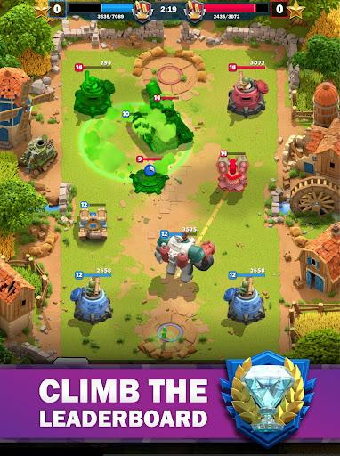 War Alliance  captures d'écran 6