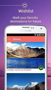 Plan Trips: India Travel Guide- screenshot thumbnail