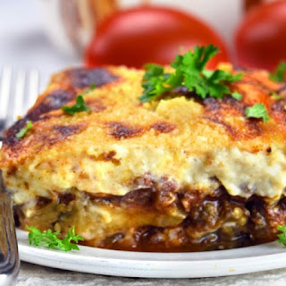 Greek Moussaka Spices Recipes