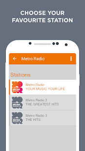 Metro Radio- screenshot thumbnail