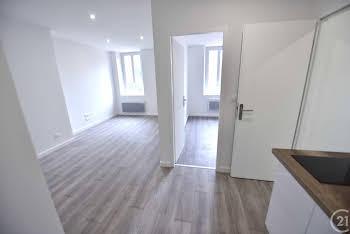 Appartement 2 pièces 33,35 m2