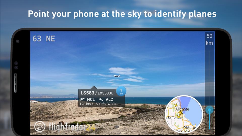 Flightradar24 - Flight Tracker- screenshot
