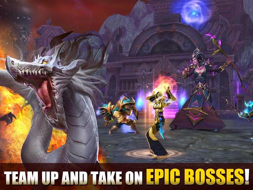 Order & Chaos Online 3D MMORPG screenshot 4