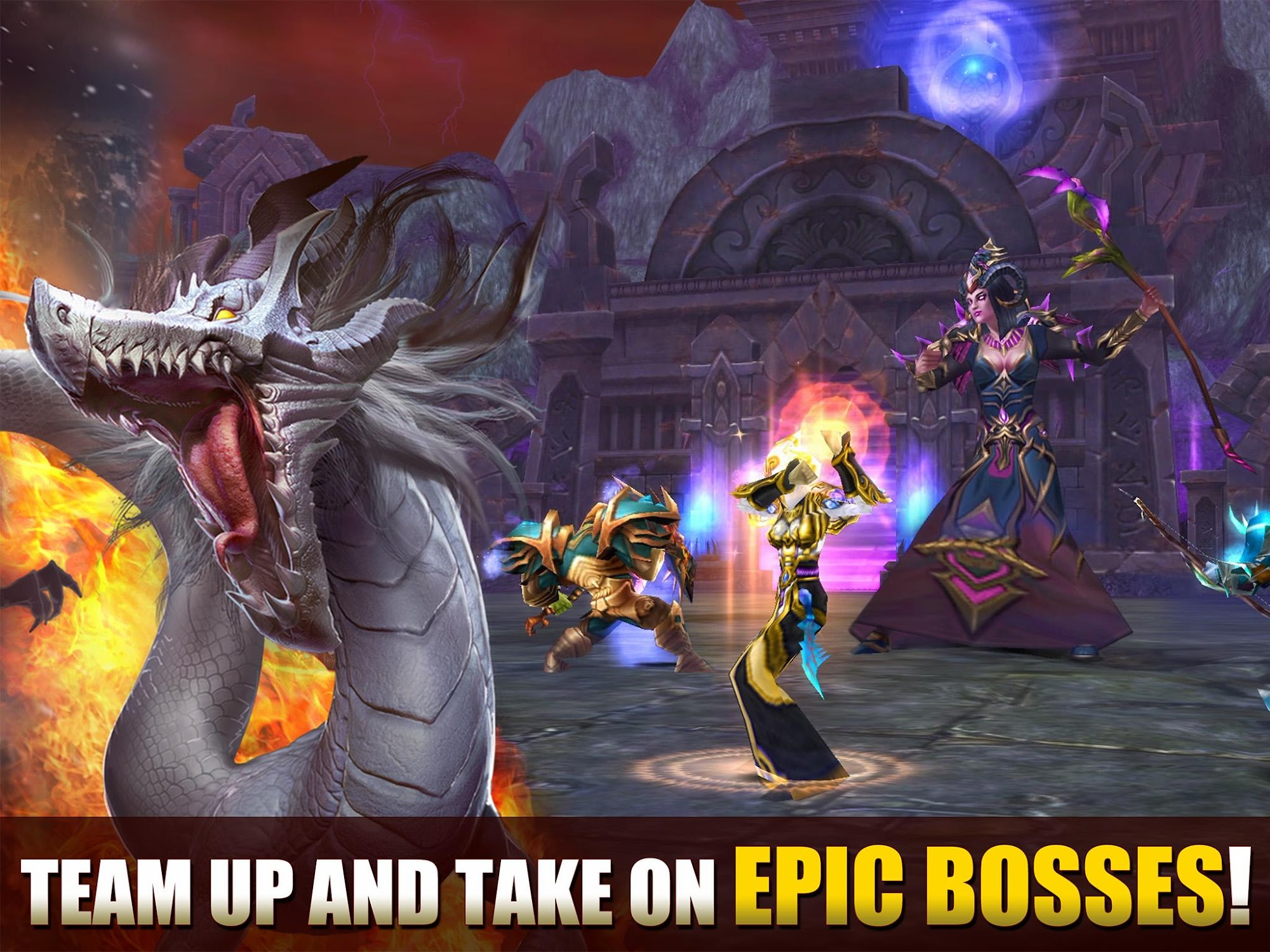 Order & Chaos Online screenshot #4