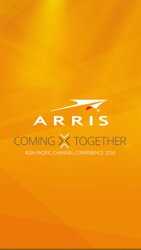 ARRIS APAC Channel 2016