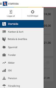 Länsförsäkringar- screenshot thumbnail