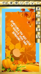 Pozvánky na podzimní sklizeň - náhled