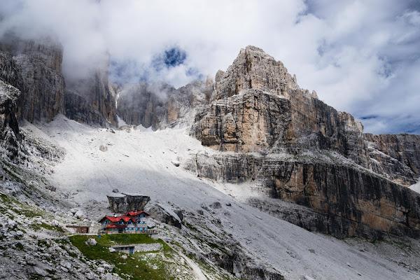 Val d'Ambiez, rifugio Agostini di christian_taliani