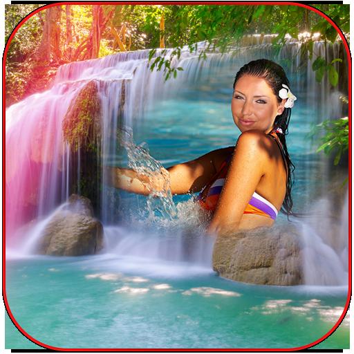 Waterfall HD Photo Frames