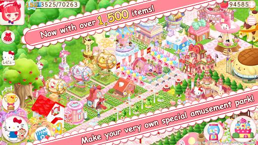 لقطات شاشة Hello Kitty World 2 Sanrio Kawaii Theme Park Game 2